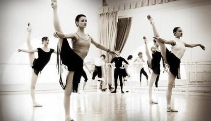 danza classica home