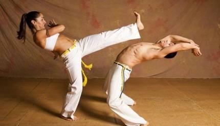 careca - capoeira