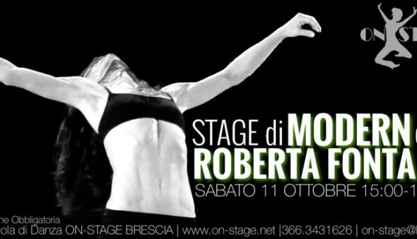 stage roberta fontana 2014