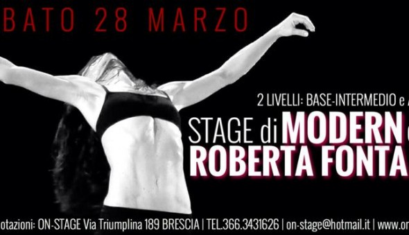stage modern brescia