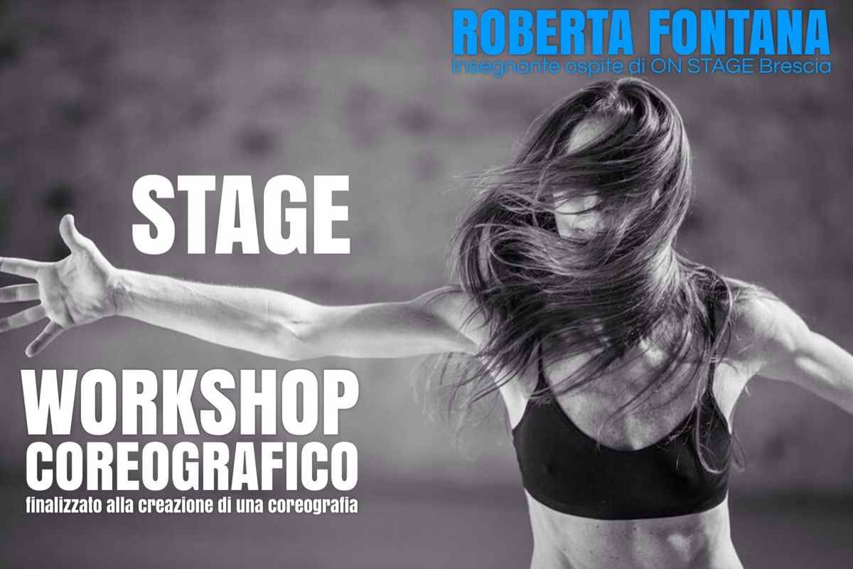 Modern con Roberta Fontana | 27 Febbraio 2016