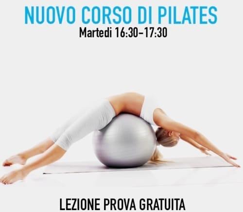 Nuovo Corso di Pilates – Febbraio 2016
