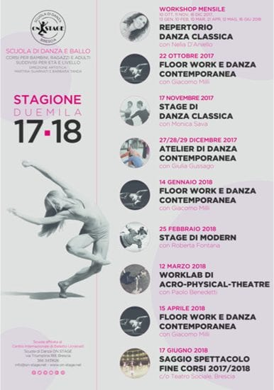 Programma Stage e Workshop