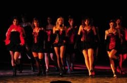 Esibizioni di danza e ballo al parco castelli di brescia