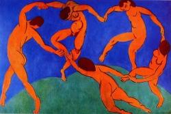 La Danza - Henri Matisse - 1909