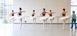ballet class--