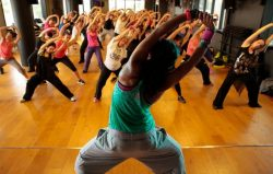 samba fitness